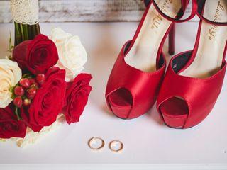 El matrimonio de Valeska y José 2