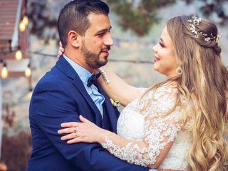 El matrimonio de Eleanny y Henry