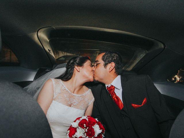 El matrimonio de Noelia y Gonzalo