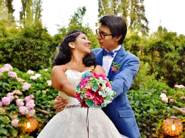 El matrimonio de Gianny y Kevin
