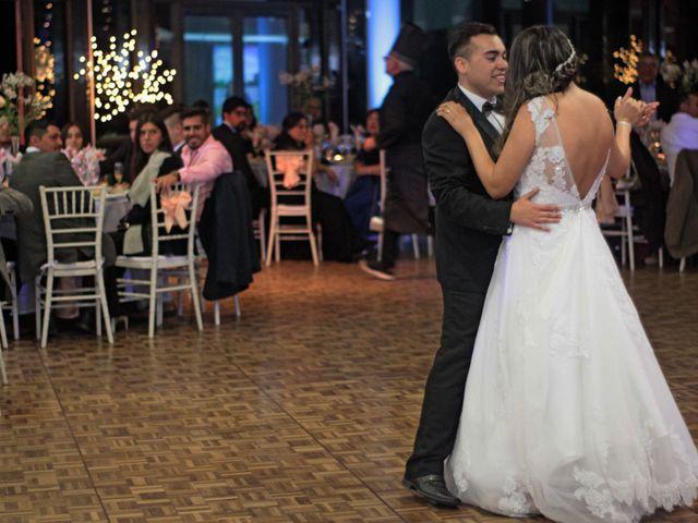 El matrimonio de María Fernanda  y Anibal