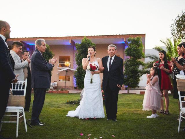 El matrimonio de José y Valeska en Putaendo, San Felipe de Aconcagua 11