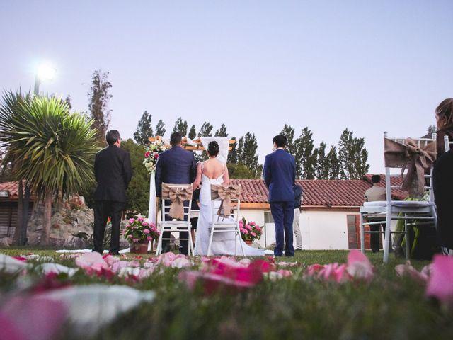 El matrimonio de José y Valeska en Putaendo, San Felipe de Aconcagua 14