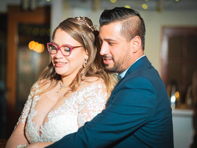 El matrimonio de Henry y Eleanny en Calera de Tango, Maipo 7
