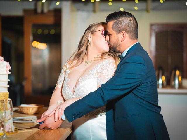 El matrimonio de Henry y Eleanny en Calera de Tango, Maipo 8