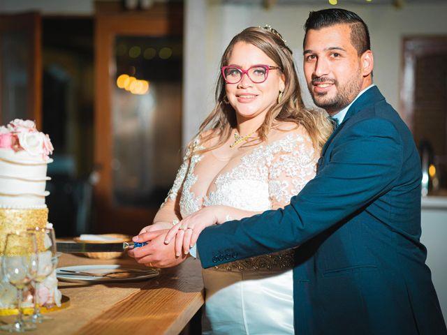 El matrimonio de Henry y Eleanny en Calera de Tango, Maipo 5