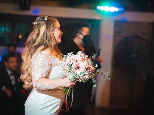El matrimonio de Henry y Eleanny en Calera de Tango, Maipo 17