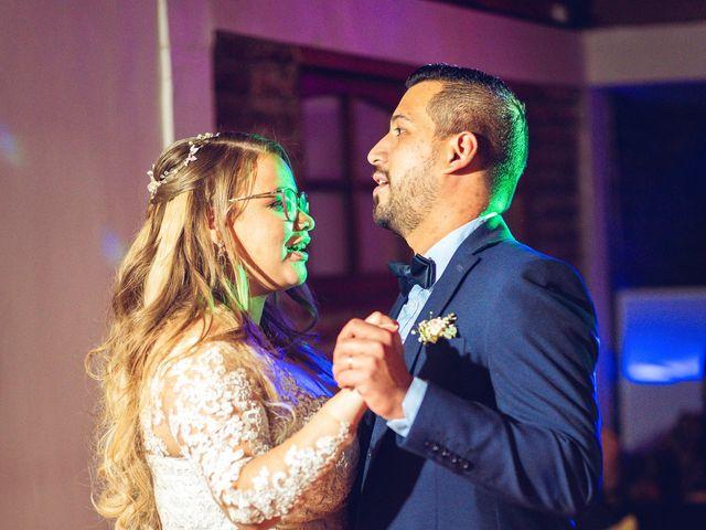 El matrimonio de Henry y Eleanny en Calera de Tango, Maipo 18