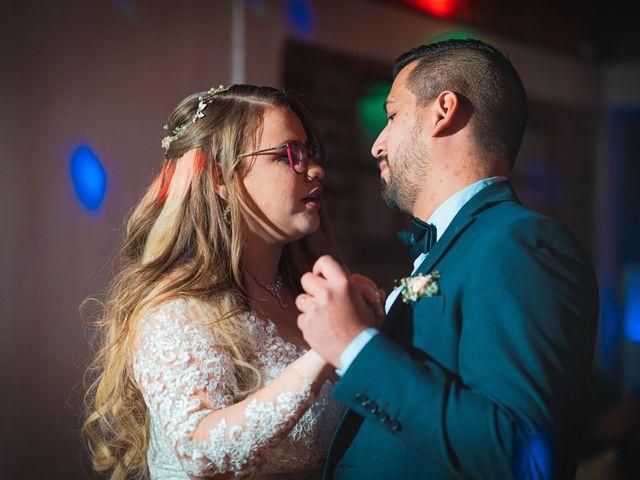 El matrimonio de Henry y Eleanny en Calera de Tango, Maipo 21