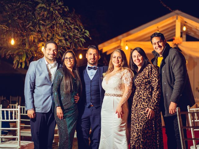 El matrimonio de Henry y Eleanny en Calera de Tango, Maipo 29