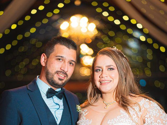 El matrimonio de Henry y Eleanny en Calera de Tango, Maipo 35