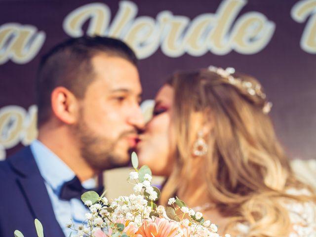 El matrimonio de Henry y Eleanny en Calera de Tango, Maipo 44