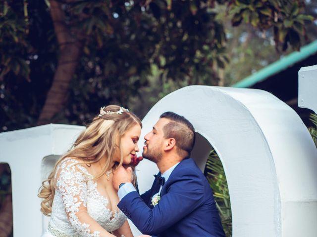 El matrimonio de Henry y Eleanny en Calera de Tango, Maipo 46