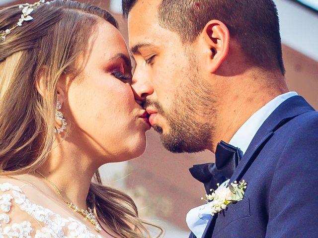 El matrimonio de Henry y Eleanny en Calera de Tango, Maipo 55