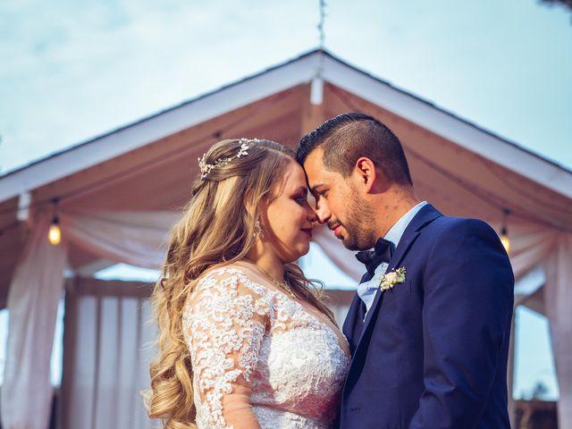 El matrimonio de Henry y Eleanny en Calera de Tango, Maipo 56