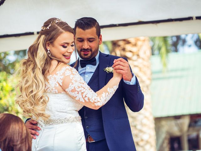 El matrimonio de Henry y Eleanny en Calera de Tango, Maipo 2
