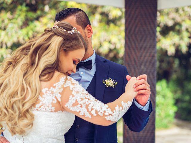El matrimonio de Henry y Eleanny en Calera de Tango, Maipo 63