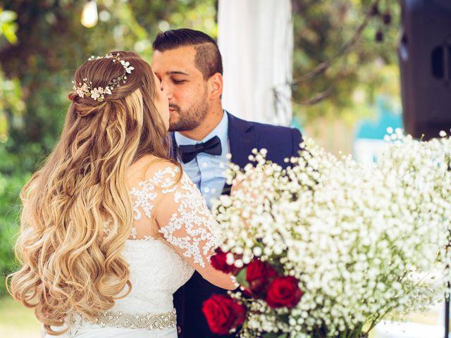 El matrimonio de Henry y Eleanny en Calera de Tango, Maipo 70