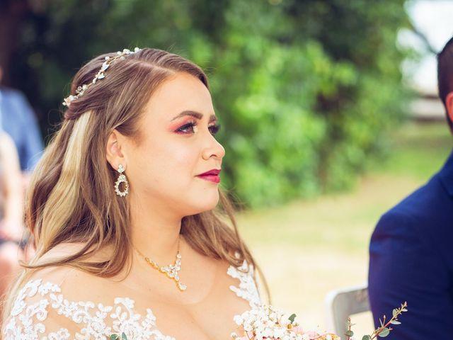 El matrimonio de Henry y Eleanny en Calera de Tango, Maipo 87