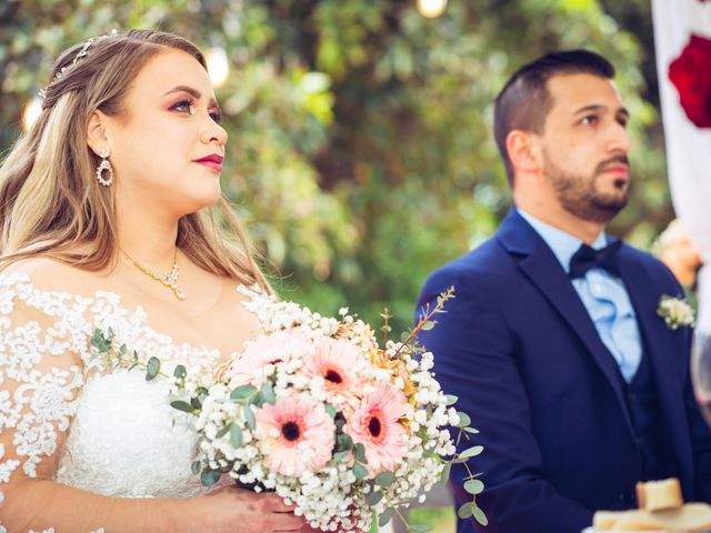 El matrimonio de Henry y Eleanny en Calera de Tango, Maipo 88