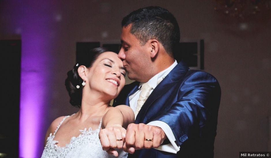 El matrimonio de José y Valeska en Putaendo, San Felipe de Aconcagua