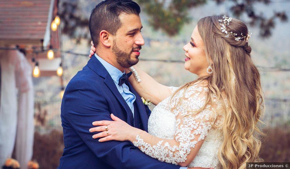 El matrimonio de Henry y Eleanny en Calera de Tango, Maipo