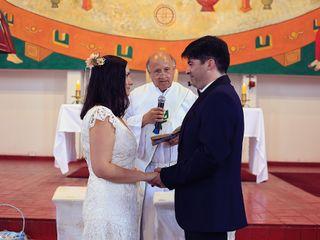 El matrimonio de Richard y jessica 1