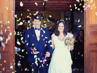 El matrimonio de Richard y jessica