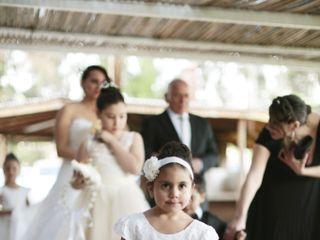 El matrimonio de Johana y Esteban 3