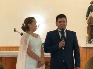 El matrimonio de Edith y Emmanuel 1
