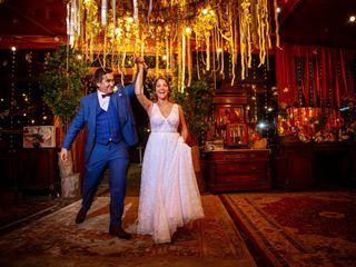 El matrimonio de Felipe  y Daniela