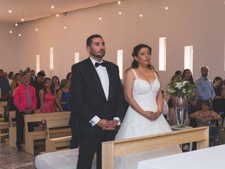 El matrimonio de Denisse y Pablo 1
