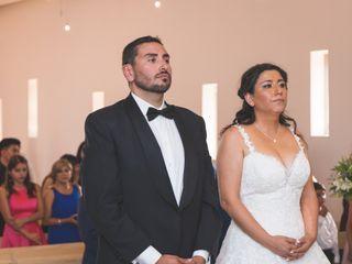 El matrimonio de Denisse y Pablo 2