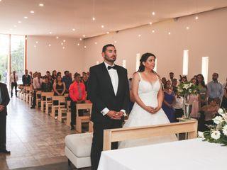 El matrimonio de Denisse y Pablo 3