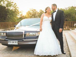 El matrimonio de Denisse y Pablo