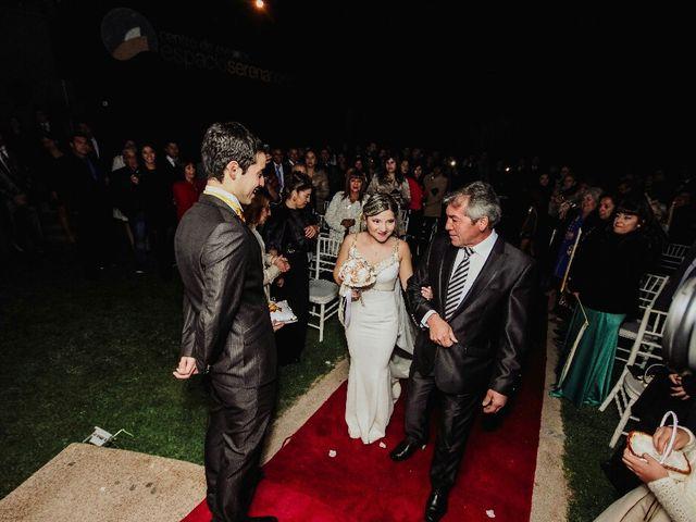 El matrimonio de Sebastián  y Camila en La Serena, Elqui 21