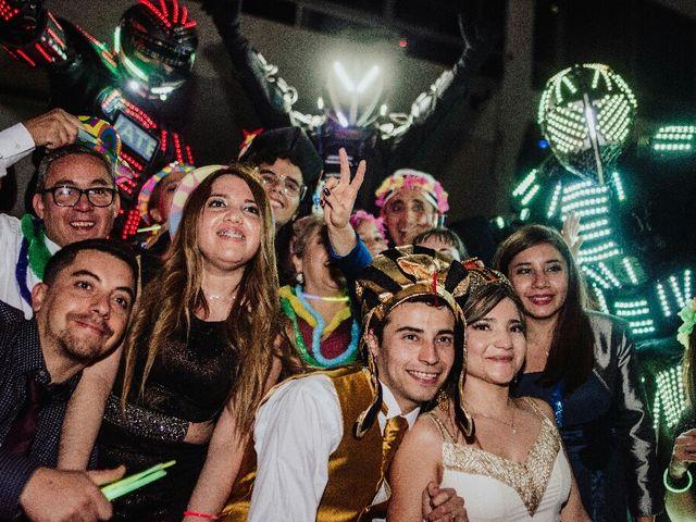 El matrimonio de Sebastián  y Camila en La Serena, Elqui 42