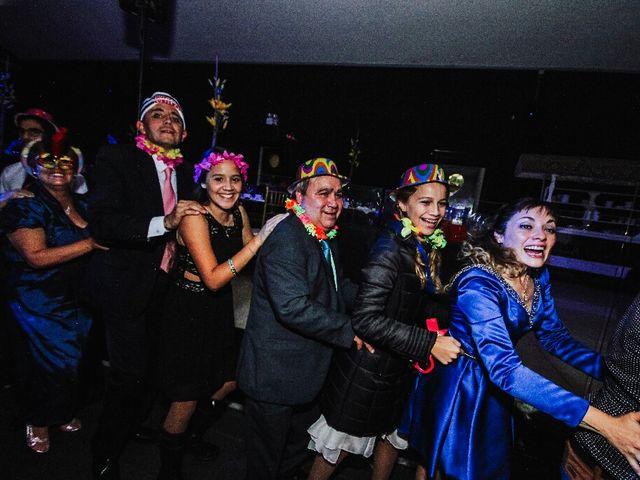 El matrimonio de Sebastián  y Camila en La Serena, Elqui 45