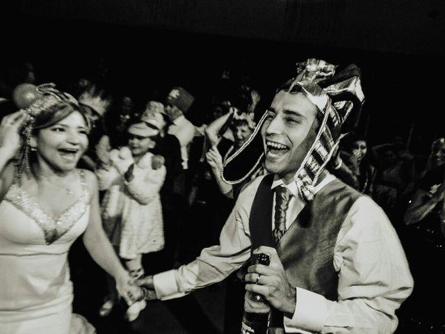 El matrimonio de Sebastián  y Camila en La Serena, Elqui 46