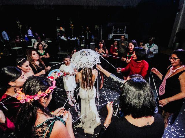 El matrimonio de Sebastián  y Camila en La Serena, Elqui 58