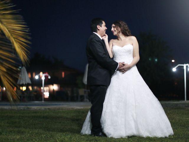 El matrimonio de Johana y Esteban