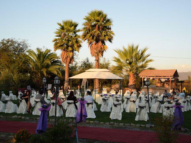 El matrimonio de Bárbara y Sebastián  en Rancagua, Cachapoal 11