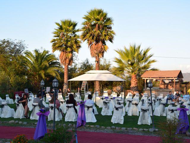 El matrimonio de Bárbara y Sebastián  en Rancagua, Cachapoal 12