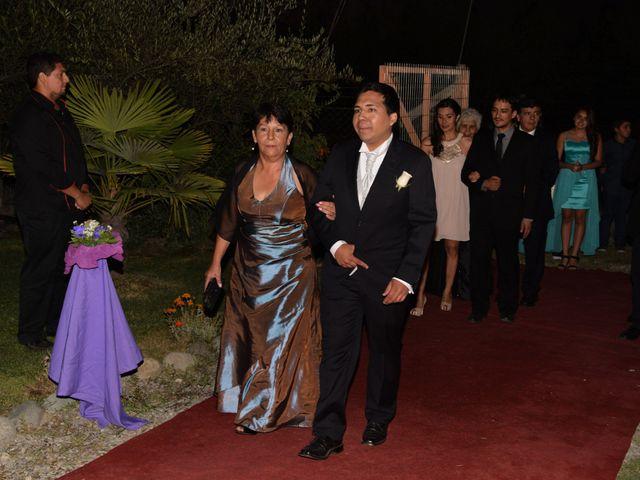 El matrimonio de Bárbara y Sebastián  en Rancagua, Cachapoal 20