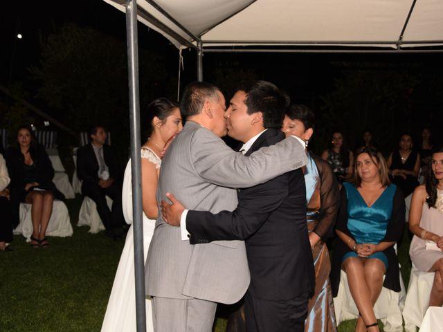 El matrimonio de Bárbara y Sebastián  en Rancagua, Cachapoal 23