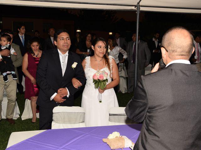El matrimonio de Bárbara y Sebastián  en Rancagua, Cachapoal 24