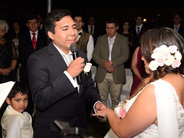 El matrimonio de Bárbara y Sebastián  en Rancagua, Cachapoal 31