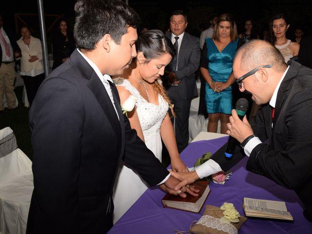 El matrimonio de Bárbara y Sebastián  en Rancagua, Cachapoal 34