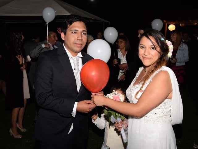 El matrimonio de Bárbara y Sebastián  en Rancagua, Cachapoal 42