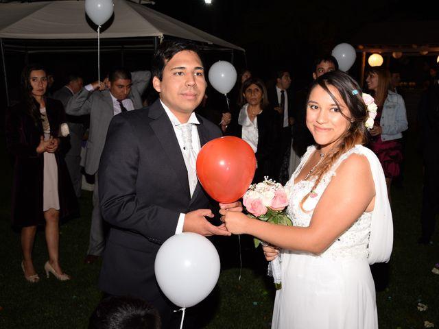 El matrimonio de Bárbara y Sebastián  en Rancagua, Cachapoal 43